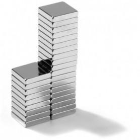 Magnet Q-10-10-02-N Blockmagnet 10x10x2mm