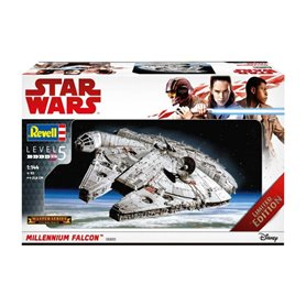 "Revell 06880 Millenium Falcon ""Star Wars Master Series"""