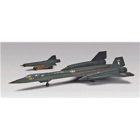 Revell 5810 Flygplan SR-71A Blackbird