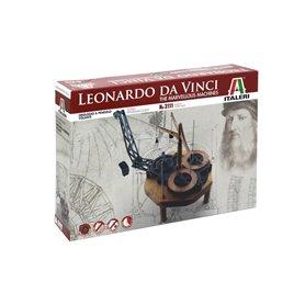 "Italeri 3111 Leonardo Da Vinci - ""Pendulum Clock"""