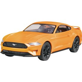 "Revell 1996 Ford 2018 Mustang GT ""Snaptite"""