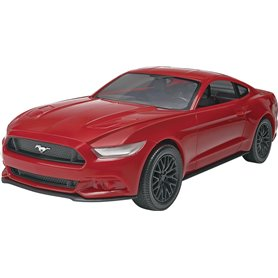 "Revell 1694 Ford 2015 Mustang GT ""Snaptite"""