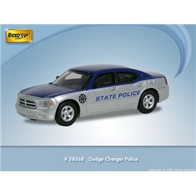 "Ricko 38568 Dodge Charger ""State Police"", PC-Box"