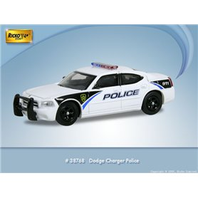 "Ricko 38768 Dodge Charger ""Police 911"", PC-Box"