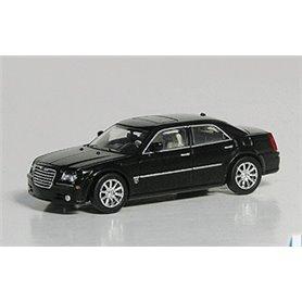 Ricko 38362 Chrysler 300C Hemi SRT8, metallic svart, PC-Box