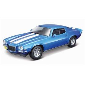 Maisto 31131.1 Chevrolet Camaro 1971, blå