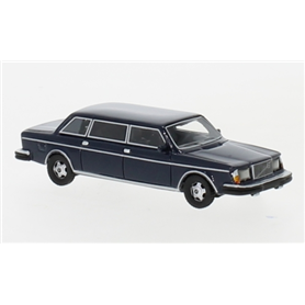 BOS 87671 Volvo 264 TE Limousine 1978, mörkblå