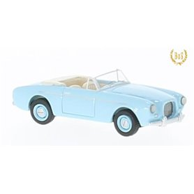 BOS 87295 Volvo P1900 Sport, ljusblå 1956