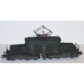"""Trix 22536 Ellok klass De 6/6 """"Krokodil"""" Specialmodell NEDSMUTSAD"""