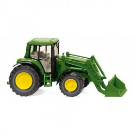 Wiking 39338 John Deere 6920 S with front loader