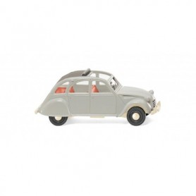 Wiking 80914 Citroën 2 CV - agate grey