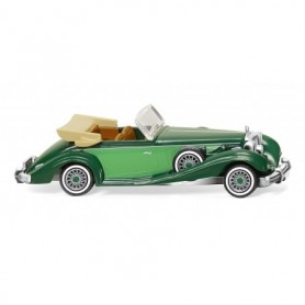 Wiking 83505 MB 540 K Cabrio pine-green| yellow-green