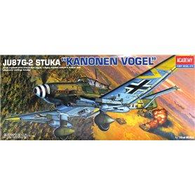 """Academy 12404 Flygplan JU87G-2 Stuka """"Kanonen Vogel"""""""