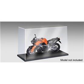 Trumpeter 09804 Vitrin 246x106x150mm passar för motorcyklar 1:12