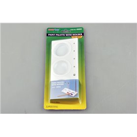 Trumpeter 09960 Paint Palette with Holder