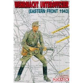 """Dragon 1601 Figur Wehrmacht Unteroffizier """"Eastern Front 1943"""""""