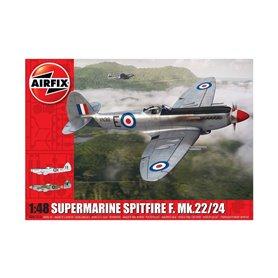 Airfix 06101A Flygplan Supermarine Spitfire F.Mk.22/24