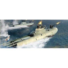 Merit 63503 Soviet Navy G-5 Class Motor Torpedo Boat
