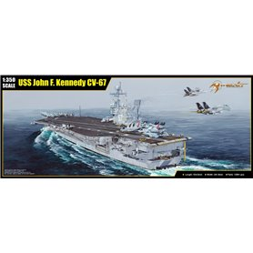 Merit 65306 USS John F. Kennedy CV-67