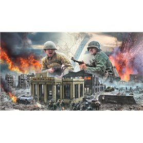 Italeri 6193 Stalingrad Siege 1942 - Battle Set