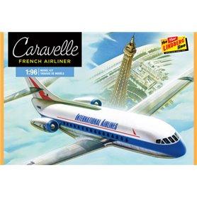 Lindberg HL513 Flygplan Caravelle French Airliner