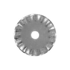 Model Craft PKN6194W Spare Wavy Blade For Rotary Cutter (28mm)
