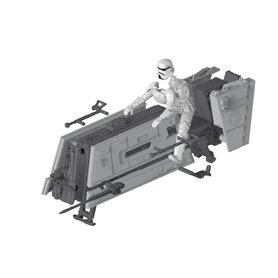 Revell 06768 Star Wars Build & Play Imperial Patrol Speeder