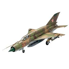 Revell 03915 Flygplan MiG-21 SMT