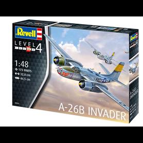 Revell 03921 Flygplan A-26B Invader
