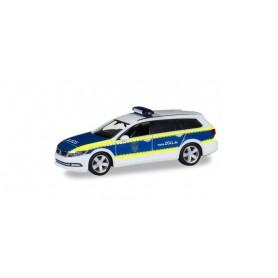 """Herpa 095099 Volkswagen Passat Variant GTE """"Customs"""""""
