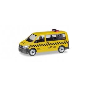 Herpa 095112 VW T6 Bus 'Fraport | MASU APT 20'