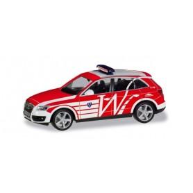Herpa 095174 Audi Q5 ELW Fire brigade Wiesbaden