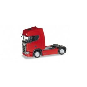 Herpa 306768-002 Scania CS 20 HD rigid tractor 6x2, ultramarine