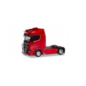 Herpa 310116-002 Scania CS 20 rigid tractor with impact protection and lamp bracket