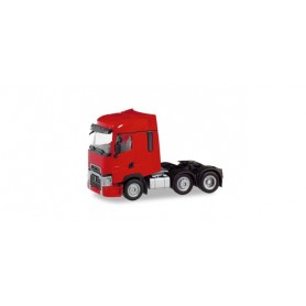Herpa 311571 Renault T 6×2 tractor unit, red