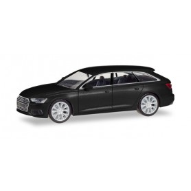 Herpa 420303-002 Audi A6 Avant, brilliant black