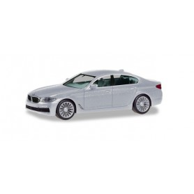 Herpa 430692-002 BMW 5™ Limousine, glacier silver