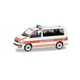 "Herpa 700726 Volkswagen T6 bus ""Military Police Switzerland"" (CH)"