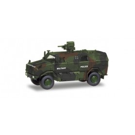 "Herpa 746700 ATF Dingo 2 ""German Armed Forces Military Police"""