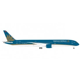 Herpa Wings 534048 Flygplan Vietnam Airlines Boeing 787-10 Dreamliner