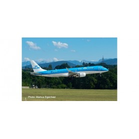 Herpa Wings 557580-001 Flygplan KLM Cityhopper Embraer E190
