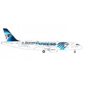 Herpa Wings 570787 Flygplan Egyptair Express Airbus A220-300
