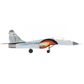 "Herpa Wings 570794 Flygplan Luftwaffe Mikoyan MiG-29A Fulcrum - Jagdgeschwader 73 ""Fulcrum Farewell Tour 2003"""