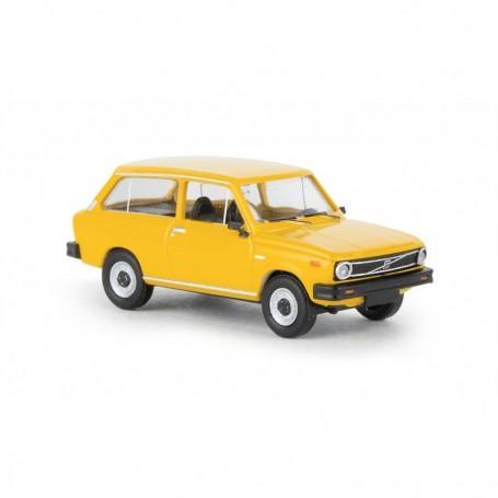 Brekina 27625 Volvo 66 Kombi, gulorange