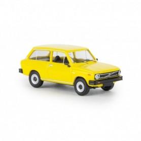 Brekina 27626 Volvo 66 Kombi, gul