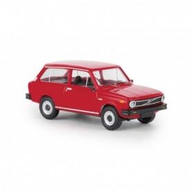 Brekina 27628 Volvo 66 Kombi, röd