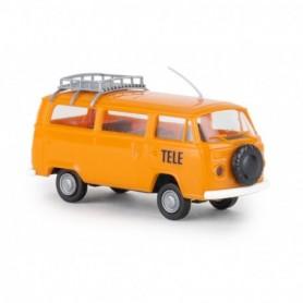 Brekina 33140 VW Kombi T2 'Tele' (SE)