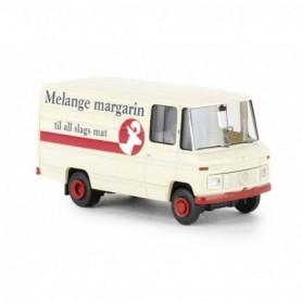 Brekina 36846 Mercedes Benz L 406 D 'Melange Margarin' (N)