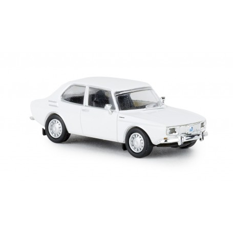 Brekina 870044 Saab 99, vit , PCX