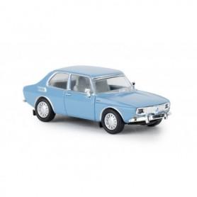 Brekina 870046 Saab 99, ljusblå , PCX